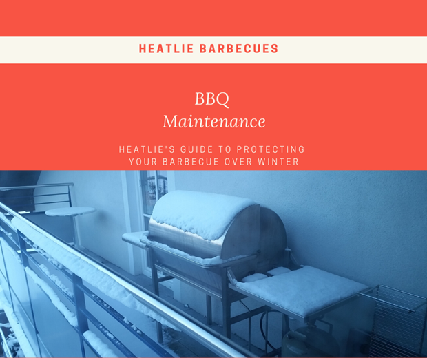 How to store your BBQ this winter!