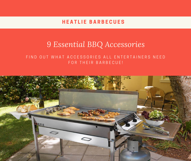 The 9 Best BBQ Accessories to lift your Barbecuing experience!