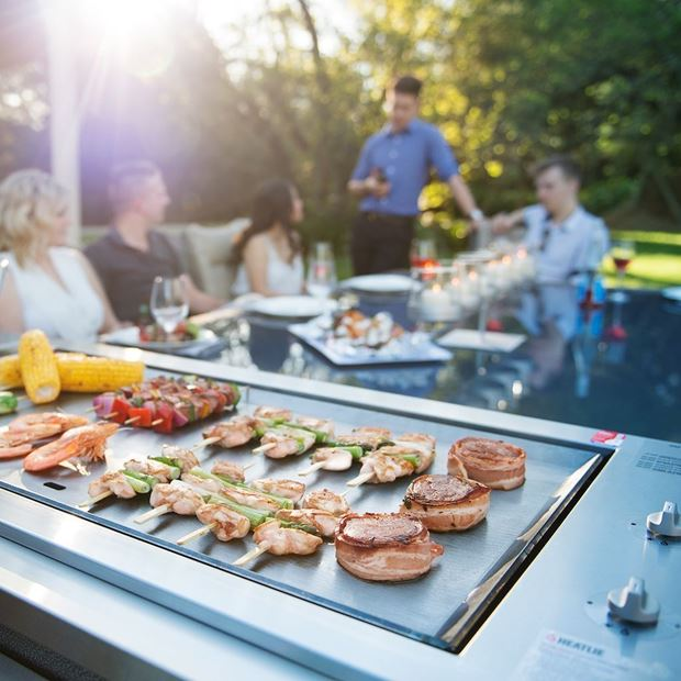 Heatlie's Guide to Outdoor BBQ Kitchens