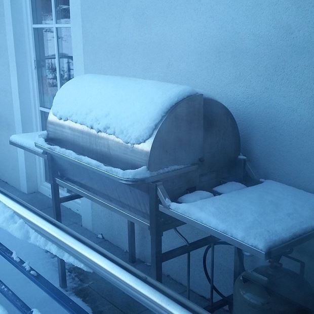 How to Store Your BBQ Over Winter